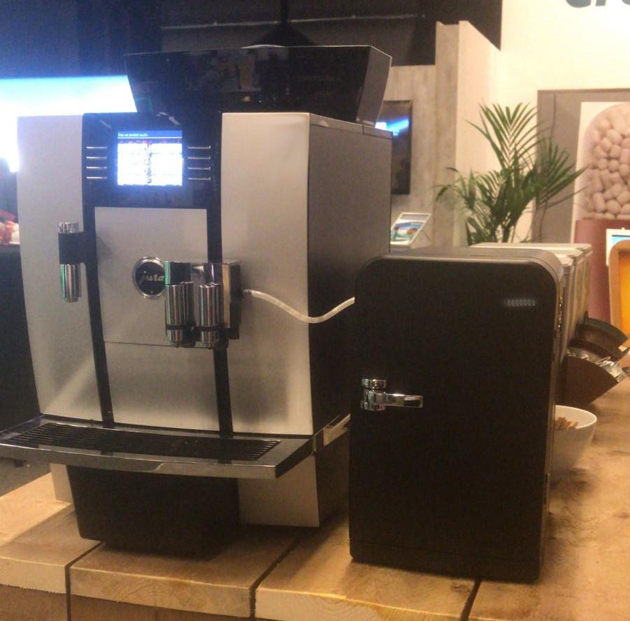 Espressobar apparatuur los verhuur en workshops